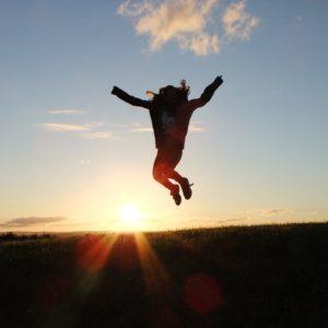 Feel free mit Happiness bio Duftmischung (ätherisches Öl)