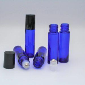 Roller Glas blau 10ml