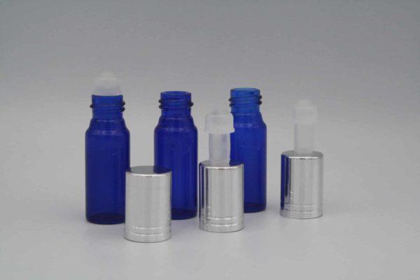 Roller Glas blau 5ml