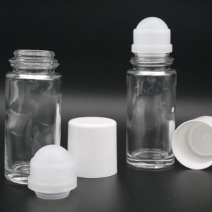 Roll-on Flasche 50ml (Rollerglas)