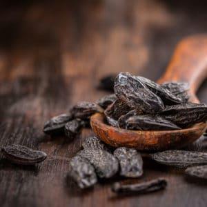 Tonkabohnen-Tonka-Beans zur Gewinnung von Tonkabohne absolue 100%