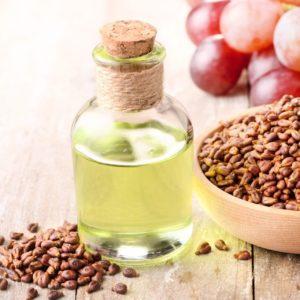 Traubenkerne kaltgepresst zur Gewinnung von Traubenkernöl bio