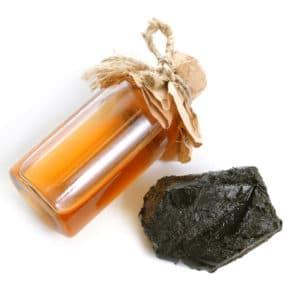 Labdanum zur Herstellung von Labdanum absolue 50% (Alkoholverdünnung)