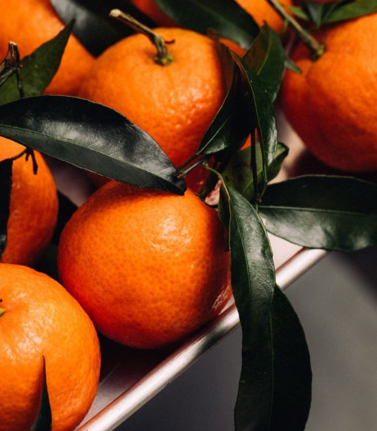 Mandarinenöl: Anwendung